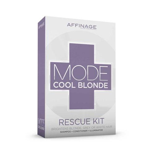Affinage Mode Cool Blonde Rescue Kit